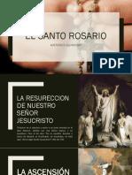 El Santo Rosario-Misterios Gloriosos