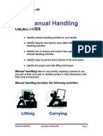 Safe Manual Handling Booklet.doc