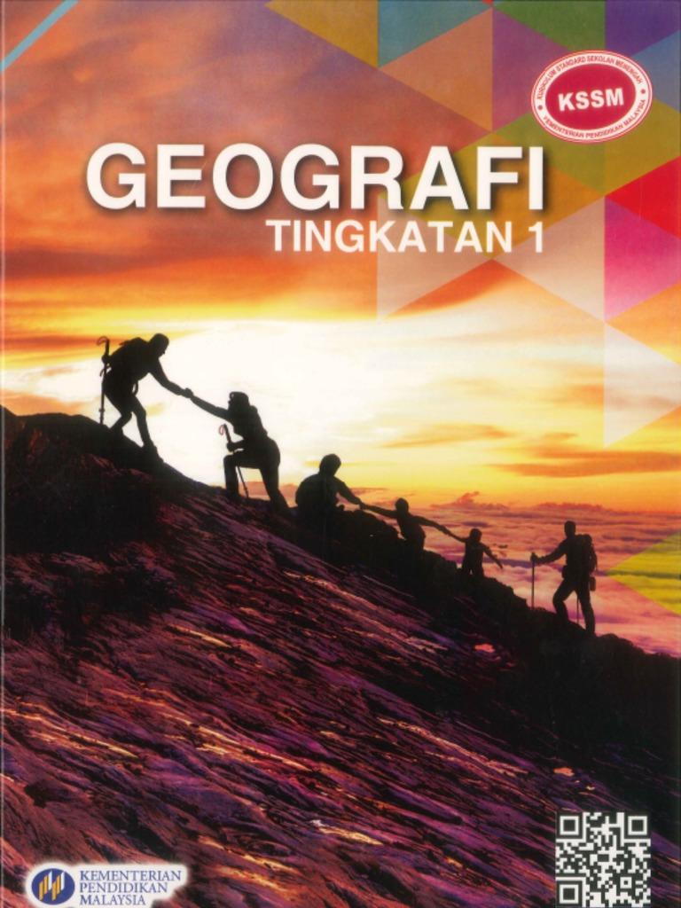Kssm Buku Teks Text Book Geografi Tingkatan 1 2016 12 Pdf