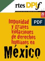 Impunidad y Graves Violaciones a Los Derechos Humanos en México (1)