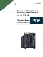 CV-X Series Setup Manual_ESP