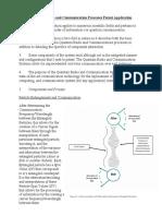 Quantum Radio and Communication Processes Patent