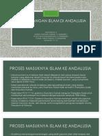 Perkembangan Islam Di Andalusia