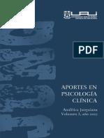 Aportes a La Psicologia Junguiana Vol