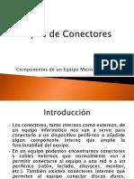 1.1 Tipos de Conectores