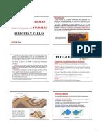 Exposicion - Pliegues y Fallas