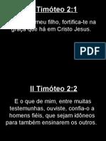 II Timóteo - 002