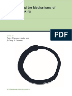 (Strüngmann forum reports) Stevens, Jeffrey R._ Hammerstein, Peter-Evolution and the mechanisms of decision making-MIT Press (2012).pdf