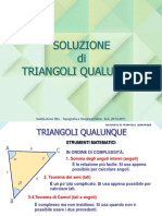 Soluzione Di Triangoli Qualunque