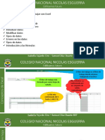 Unidad 2 Empezando a Trabajar Con Excel (1)
