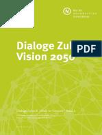 RNE Visionen 2050 Band 2 Texte Nr 38 Juni 2011