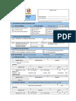 FormularioUnicodeEdificacion FUE Licencia