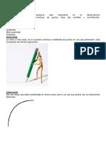 Tipos de Linea y Tecnicas de Pinturas
