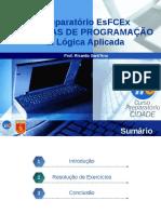 Aula01 Técnicas de Programaçãop1