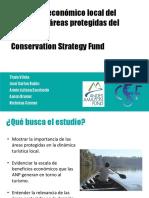 El impacto económico local del turismo en áreas protegidas del Perú