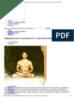 Regulación de La Circulación (1)_ Control Del Sistema Cardiovascular - Cuaderno de Cultura Científica