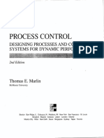 Process Control-Thomas E Marlin