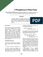 10 Phosphorus