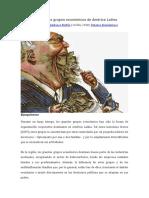 Los Grandes Grupos Económicos de América Latina