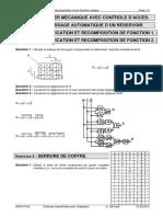 TD 31 corrigé - Simplification et recomposition d'une fonction logique (1).pdf