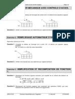 TD 31 - Simplification et recomposition d'une fonction logique.pdf