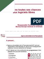 Eliberatica 2009 Calin Dordia Presentation Donnons Toutes Ses Chances Aux Logiciels Libres 090619193021 Phpapp02