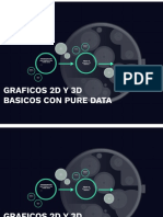 Graficos 2d y 3d Pure Data