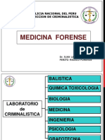 MEDICINA FORENSE Resumen 2015.ppt
