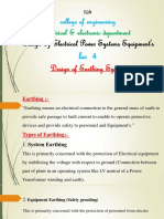 Design of Electrical Power Systems (2)