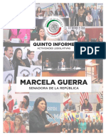 06-03-18 Quinto Informe Actividades Marcela Guerra