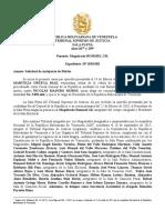 TSJ en el exilio admite antejuicio de mérito contra el presidente Maduro