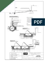 DAT-21 (Conexión Domiciliaria) de agua a red distribuidora principal