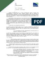 Cf - Cont. Normas Constituc. 26.03.08 - Prof. Guilherme Peña - Diex