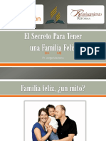Restaurando El Culto Familiar