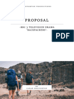 Backpackers' Proposal