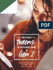 How to Reach Gen Z Tweens