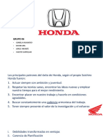 Caso Honda g6