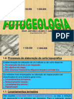 Aula_rochas x Fotogeologia
