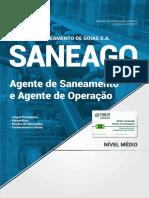 #Apostila SANEAGO - Agente de Saneamento e Agente de Operação (2017)