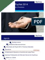 Tendencias Salariales Peru 2014