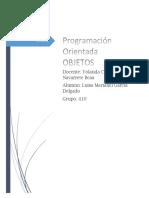 1a_Qué Es La Programación Orientada a Objetos