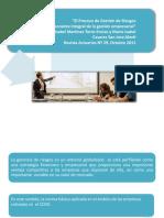SENCICO 3 1 El Proceso de Gestion de Riesgos Como Componente Integral de La Gestion Empresarial