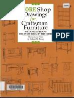 Arts & Crafts More Shop Drawings by Robert W Lang [2002]