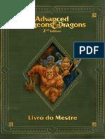 AD&D 2E - Livro Do Mestre - Premium Edition (v. Digital) - Biblioteca Élfica