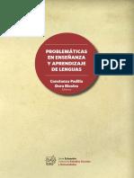Problemáticas en enseñanza y aprendizaje de lenguas