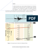 Cálculo de La Magnitud