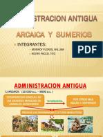 Administracion Antigua