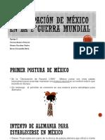 México en La Segunda Guerra Mundial