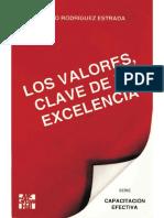Kupdf.com Rodriguez Estrada Mauro Los Valores Clave de La Excelenciapdf