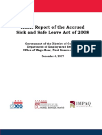 Sick Leave Audit